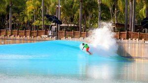 NLand Surf Park ที่เล่นเซิร์ฟแห่งใหม่เร้าใจสุดๆ
