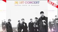 JBJ สุดฮอต-บัตรคอนเสิร์ตในเมืองไทยหมดเกลี้ยงในพริบตา!