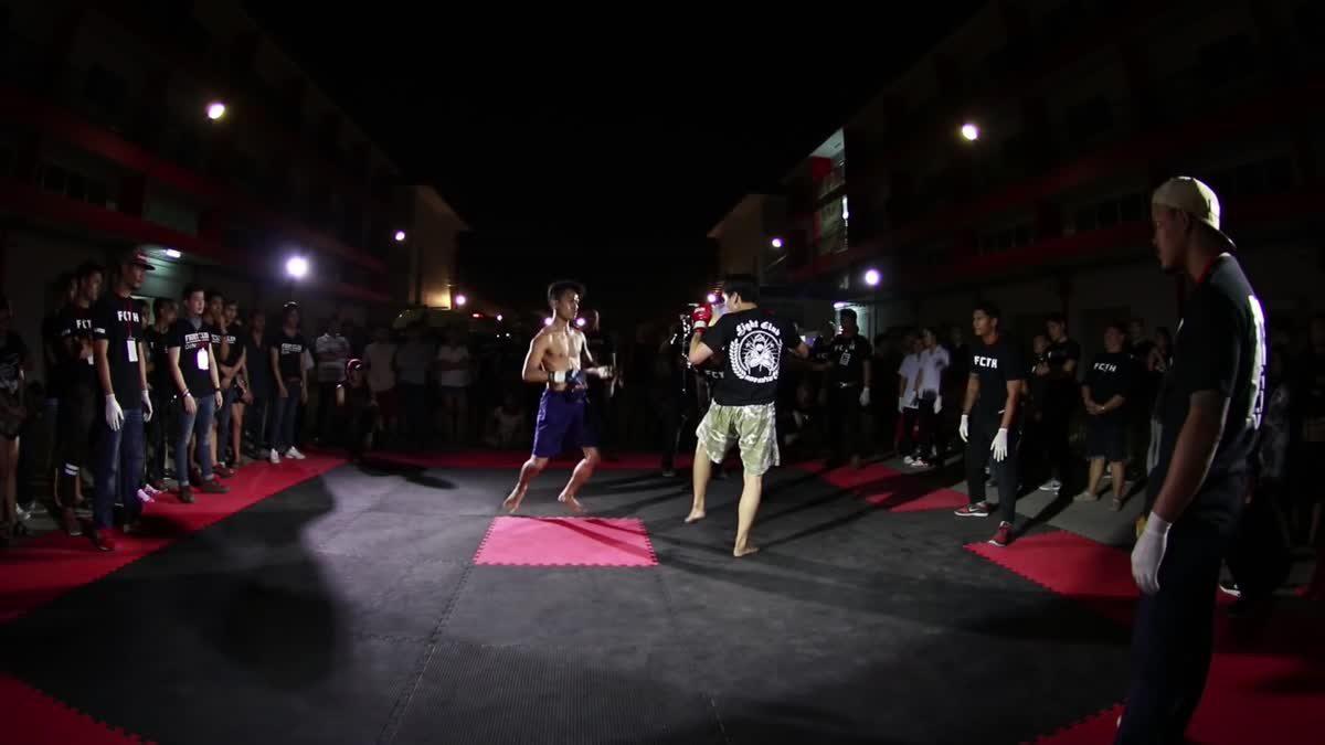 Fight Club Thailand วันสำคัญ เบ๊นซ์ คลองเปรม x น้อย วงพรู คู่ที่ 144