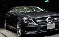 Mercedes Benz CLS Class เผยโฉมยนตรกรรมสุดหรู