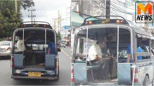 เปิดใจ 'จิมมี่ ชวาลา' เศรษฐีเมืองคอน นั่งรถสองแถวกลับ หลังร่วมบริจาคเงิน 10 ล้าน