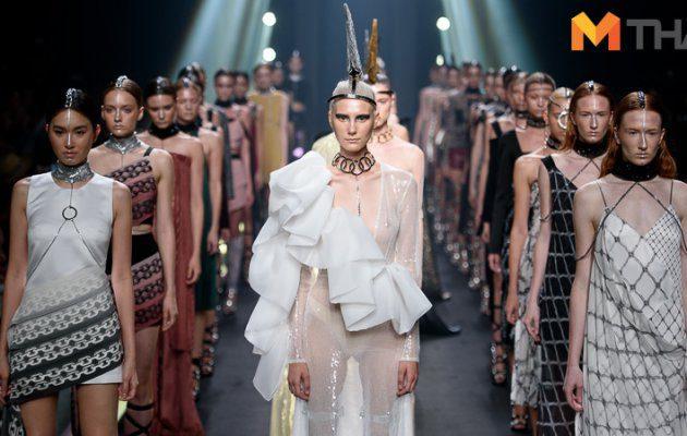 MILIN Elle Fashion Week Fall/Winter 2016