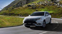 2019 Mitsubishi Outlander PHEV อัพเดตใหม่ทั้งเครื่องยนต์เเละการออกแบบ