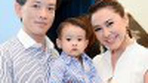 ครอบครัวสุขสันต์ น้องนพ นพมงคล โสณกุล โตแล้วจ้า