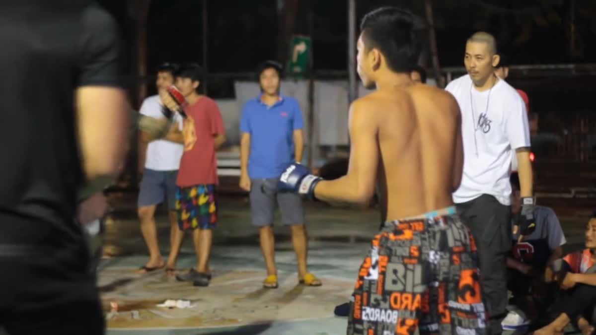 Fight Club Thailand แฟ x ไม้ คู่ที่ 74