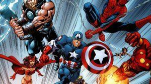 10 ซุปเปอร์ฮีโร่ Marvel ที่ทำให้ติดไวรัสมากที่สุด!!!