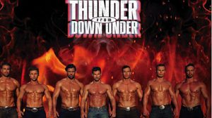 ร่วมสนุกชิงบัตร Australia's Thunder From Down Under Live in Bangkok
