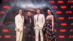 ประมวลภาพงานพรีเมียร์ Batman v Superman: Dawn of Justice ที่เม็กซิโก