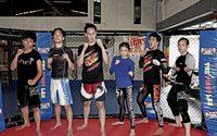 นักสู้ MMA แถวหน้าของไทย oneshin หรือครูตอง