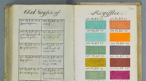 เพิ่งเคยเห็นกับตา! Color Book อายุกว่าร้อยปี ก่อนที่จะเป็น Pantone ใช้ในปัจจุบัน