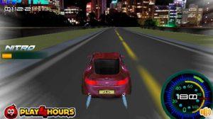 เกมส์รถแข่ง ดริฟสายฟ้า Drift Racing 3D