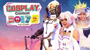 PLAYPARK Cosplay Contest 2017 by SPONSOR