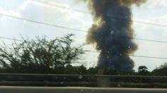เกิดเหตุไฟไหม้ป่าธูป ที่โคราช จนท.เร่งเข้าสกัดเพลิง หวั่นลามเข้าบ้านปชช.