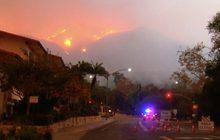 ไฟป่าในแคลิฟอร์เนียลามหนักที่สุดเป็นอันดับ 3 ของรัฐ