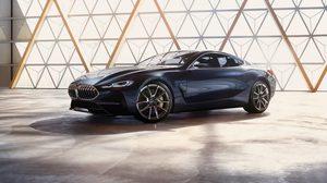 เปิดภาพ Render BMW ซีรี่ส์ 8 Gran Coupe