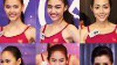 โฉมหน้า ผู้เข้ารอบ 40 คนสุดท้าย มิสยูนิเวิร์สไทยแลนด์ 2014