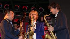 Hitman Jazz Party Concert รวมดาวชาวแจ๊ส ส่งท้ายปี 2558