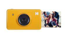 เปิดตัว Kodak Mini Shot Instant 10MP กล้องพิมพ์ภาพได้ พกพาสะดวก ราคาประหยัด