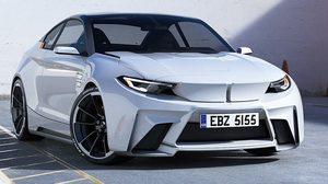 เปิดภาพ BMW iM2 ตัว Concept รถสปอร์ต พลังไฟฟ้า แห่งอนาคต