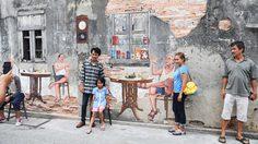 สตรีทอาร์ต ณ สงขลา ที่เที่ยวหาดใหญ่ที่ใครๆ ก็ติดใจ - ท่องเที่ยวไทย
