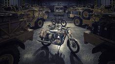 Royal Enfield Classic 500 Pegasus limited edition ย้อนยุค สงครามโลกครั้งที่2 เปิดตัวที่อินเดีย