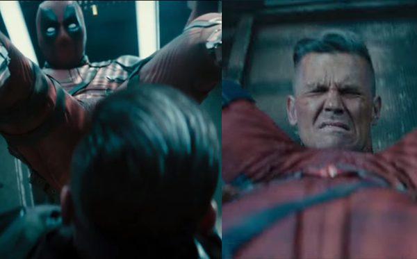 เคเบิลโดนไข่เดดพูลลูบหน้า ในตัวอย่างล่าสุด Deadpool 2