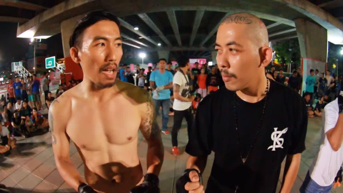 Fight Club Thailand เอส x ฮัมซะ คู่ที่ 82