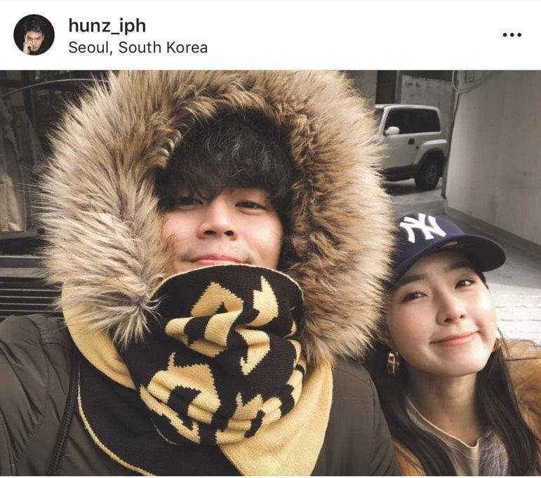 ฮั่น-จียอน คู่หวาน