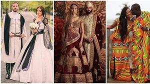 20 ชุดแต่งงาน จากทั่วโลก ประเทศไหนสวยที่สุด มาชม…