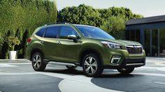 Subaru Forester ใหม่ เตรียมเข้าไทยปลายปีนี้