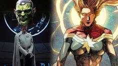 เบน เมนเดลสัน เจรจารับบทเอเลี่ยนตัวร้ายใน Captain Marvel