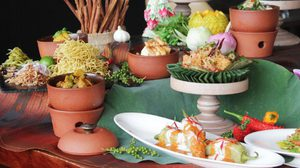 เทศกาลอาหารไทยประจำปี ที่ห้องอาหาร อัพแอนด์อะบัพ