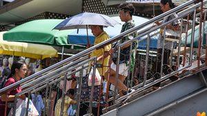 กรมอุตุฯ เผยพยากรณ์อากาศทั่วไทยประจำวันที่ 10 เม.ย. 61