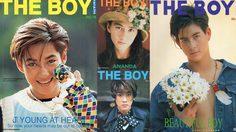 ดาราวัยรุ่นยุค 90 บนปก นิตยสาร THE BOY จำได้มั้ย? ใครเป็นใคร!