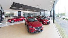 Mazda ครองใจลูกค้าด้านการขายพร้อมก้าวสู่ พรีเมียมแบรนด์