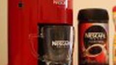 เครื่องชงกาแฟ NESCAFÉ Red Cup นิยามบทใหม่ของการชงกาแฟ