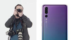 Huawei ปล่อยคลิปโชว์ความล้ำกล้องสมาร์ทโฟน P20 เทียบเท่ากล้อง DSLR!!