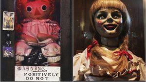 ตุ๊กตาแอนนาเบลล์ ตุ๊กตาผีสิงเฮี้ยนและโด่งดังที่สุด