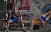 ออกกำลังกายแบบบ้านๆ สไตล์หนุ่มพม่า ไม่มียิมหรูก็เฟิร์มได้