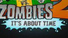 ดาวน์โหลด Plants Vs Zombies 2 เกมส์ปลูกผักซอมบี้ภาคใหม่