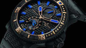 ULYSSE NARDIN BLACK SEA LIMITED EDITION นาฬิกาขวัญใจนักดำน้ำและนักแล่นเรือ