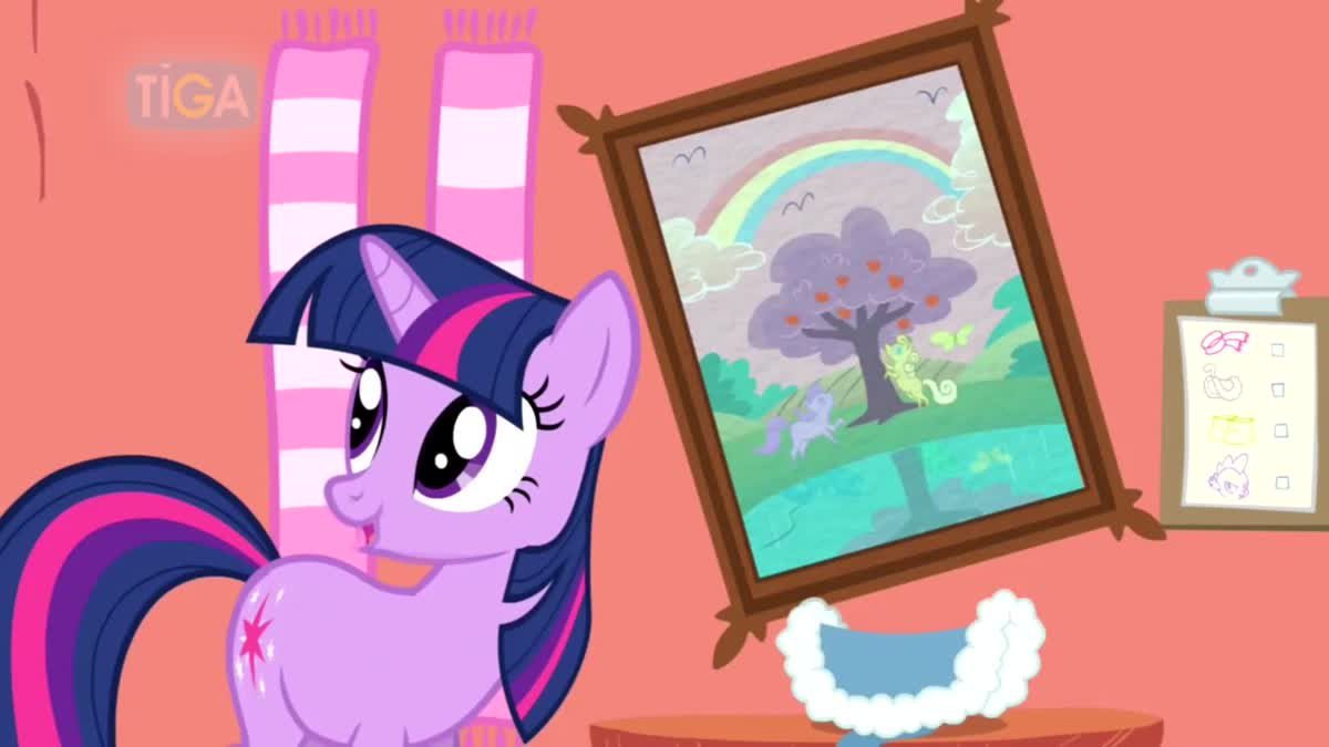 My Little Pony Friendship is Magic: มิตรภาพอันแสนวิเศษ ปี 1 Ep.11/P1
