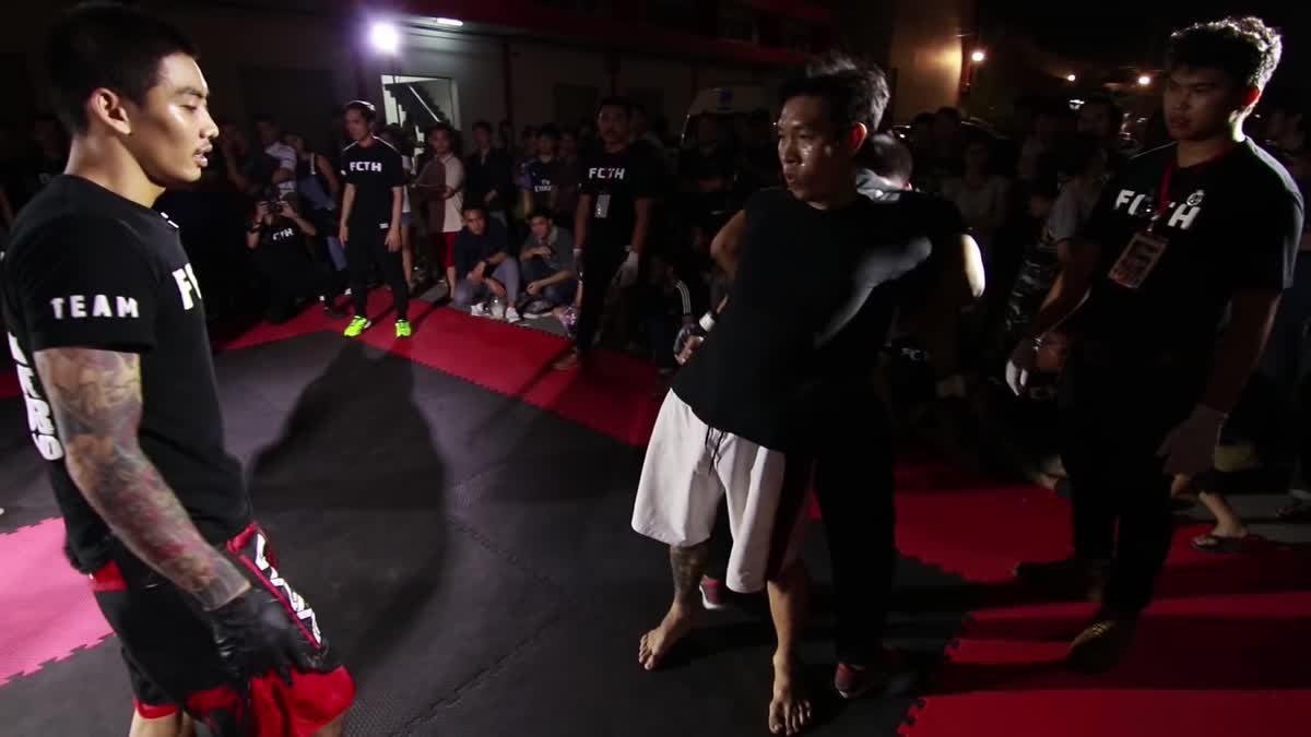 Fight Club Thailand วันสำคัญ เอ็ดดี้ แฟรงเกน x ปาร์ค คู่ที่ 151