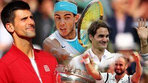 โคตรตำนาน 8 นักเทนนิสชาย ผู้กวาดแชมป์ แกรนด์สแลม ครบ 4 รายการ