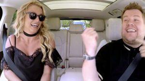 แฟนๆ ผิดหวัง! Britney Spears ร้องลิปซิงค์ในตัวอย่าง Carpool Karaoke