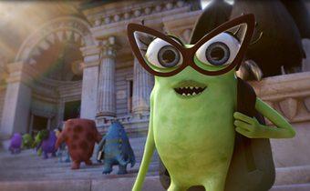 Monsters University มหา'ลัย มอนส์เตอร์
