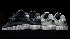 adidas Tennis Hu ออกแบบโดย Pharrel Williams ปล่อยสองสีใหม่ล่าสุดมาแล้ว