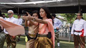 กระแสมาแรง! สนามยิงปืนปทุมฯรณรงค์สวมใส่ชุดไทย ชวนผู้หญิงยิงปืนถูกวิธี