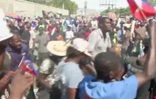"""ชาวเฮติประท้วง """"โดนัลด์ ทรัมป์"""""""