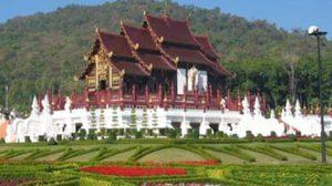 เที่ยวเชียงใหม่: ดอยสุเทพ ภูพิงค์ราชนิเวศน์ ไนท์ซาฟารี สวนราชพฤกษ์ (พืชสวนโลก)